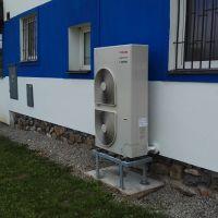 tepelna cerpadla AC Heating_Zdikov_venkovni jednotka